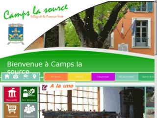 Mairie de Camps la Source