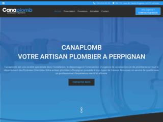Votre plombier à Perpignan avec Canaplomb ! Urgence 7j/7 et 24h/24
