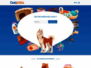 Détails : Canipédia, site d'information sur les chiens