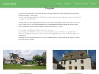 Détails : Gîte du Cantal