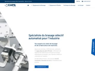 Détails : Capa Electronic, spécialiste du brasage