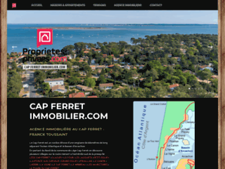 Agence immobilière Cap Ferret
