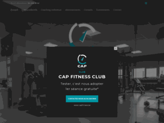 Besoin d'une salle de fitness à Liège? Cap Fitness