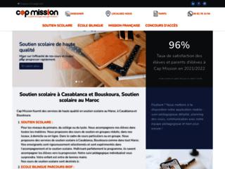 Détails : Cap Mission, centre de langues à Casablanca