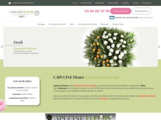 Détails : Capucine Fleurs, fleuriste à mouy