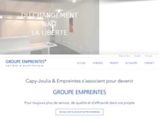 Capy Joulia, Société d'architectes