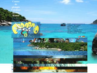 Détails : Plongée Française à Koh Tao avec Carabao Dive Resort