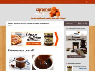 Détails : Caramel au beurre sale
