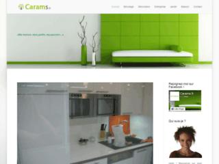 Détails : Carams, blog sur la maison et le jardin