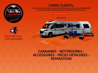 Détails : Motorhomes et caravanes Jaspers VDL