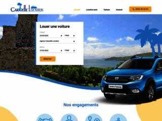 Location voiture pas cher Martinique - Caravelle Location