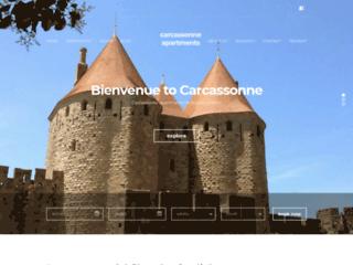 Détails : Carcassonne apartments