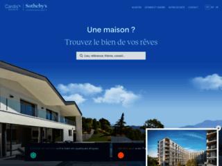 Détails : Société de courtage et de promotion immobilière en suisse