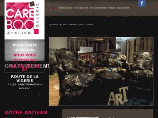 Détails : Caréboc Atelier, aménagement et décoration d'intérieur en Charente
