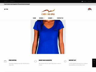 Détails : Vente de t-shirt