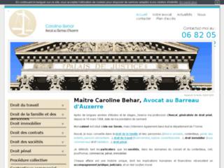 Détails : Avocat droit pénal Auxerre