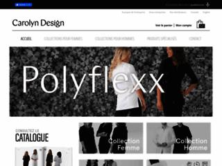 Uniformes Carolyn Design