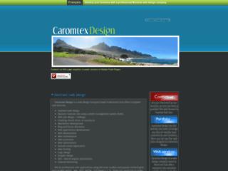 Détails : Agence web Montréal | Caromtex Design