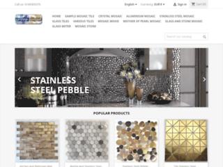 Boutique en ligne de carrelages et mosaïques