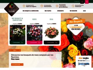 Détails : Carrément Fleurs - Livraison fleurs Agen