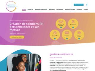 Mobilité professionnelle Martinique - Carrières & Compétences 972