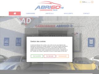 Carrosserie Abrigo 2 : Entreprise spécialisée dans la carrosserie à Nice