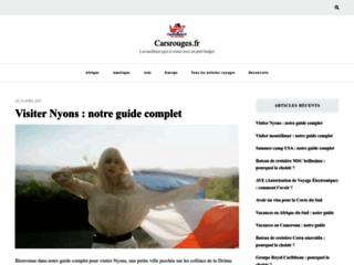 Détails : Cars Rouges de Paris