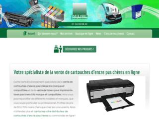 Détails : Carte Verte Environnement, vente en ligne de consommables informatiques