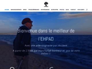 Résidence médicalisée pour seniors dépendants EHPAD