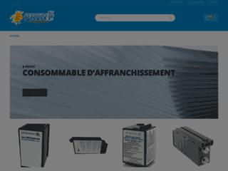 Détails : Cartouche machine a affranchir