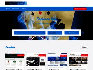 Casino on Ligne le guide des joueurs 2017