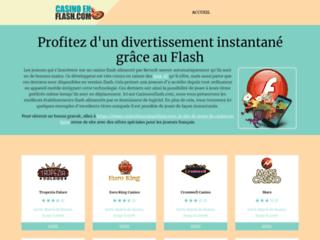 Détails : Casino flash gratuit