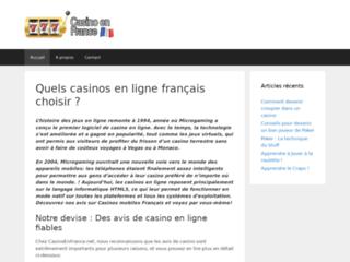 Faites le bon choix de votre casino en ligne français