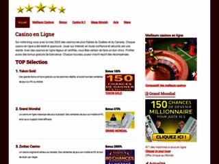 Détails : Blog de Casino