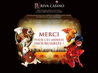 accueil du casinoriva