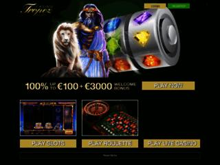 accueil du casinotropez