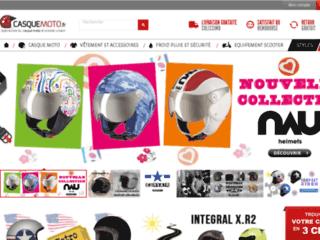 Détails : Achetez un casque moto