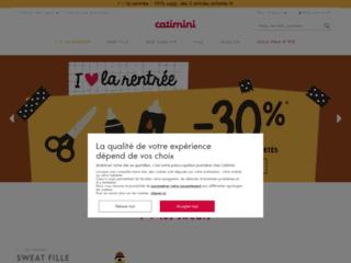 Catimini Boutique, l'e-boutique référence du vêtement pour votre enfant