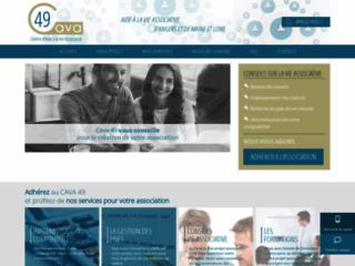 Association d'aide à la vie associative 49