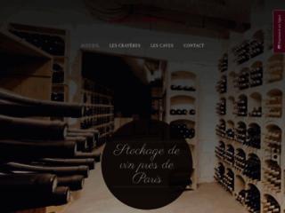 Location de caves à vin à Paris