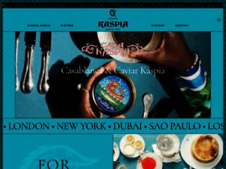 caviar et autres produits de la mer