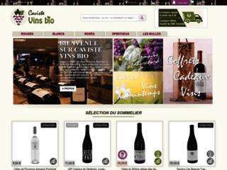 Détails : caviste Vins Bio