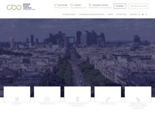 Le cabinet d'huissiers de Paris