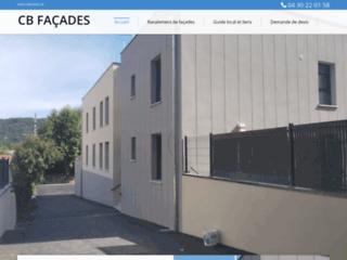 Ravalement de façade pour particuliers et professionnels à Annonay