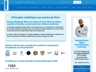 Le spécialiste de la chirurgie esthétique à Paris