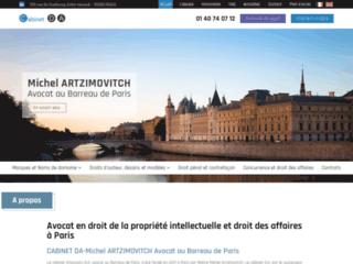 Le cabinet d'avocat DA de Paris