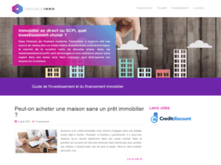 Conseils immobiliers
