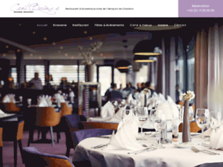 Cent quinze, votre restaurant à Gosselies non loin de l'aéroport de Charleroi