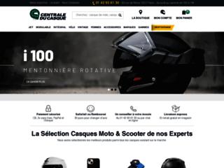 Détails : Accessoires pour casques motards et casques motos pas chers