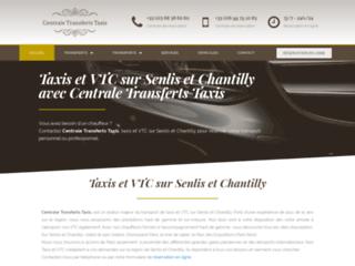 Centrale Transferts Taxis, entreprise experte en services de transport de personnes en région Hauts-de-France
